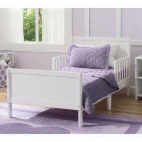 Delta Children Fancy Toddler Bed (Choose Your Color)