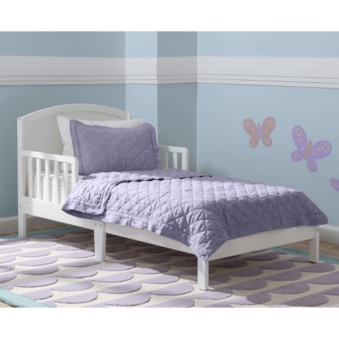Delta Children Abby Toddler Bed (Choose Your Color)