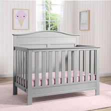 Serta Barrett 4-in-1 Convertible Crib (Choose Your Color)