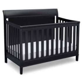 Delta Children New Haven 4-in-1 Convertible Crib (Choose Your Color)