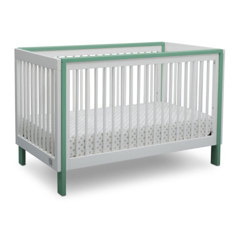 Serta Fremont 3-in-1 Convertible Crib (Choose Your Color)