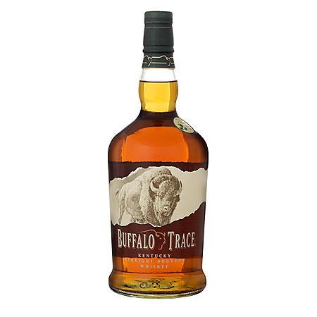 Buffalo Trace Bourbon Whiskey (1 L)
