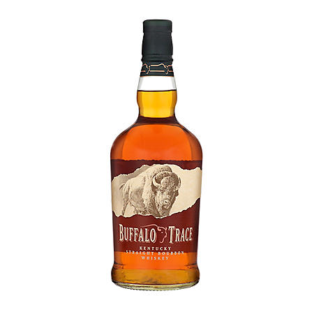 Buffalo Trace Bourbon Whiskey (750 ml)
