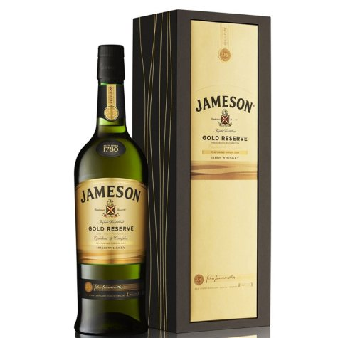 Jameson Gold Reserve Irish Whiskey (750 ml)