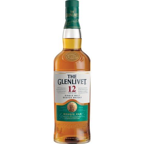 THE GLENLIVET 12YR SCOTCH 750ML