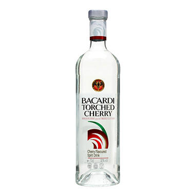 Bacardi Torched Cherry Rum (750 mL)