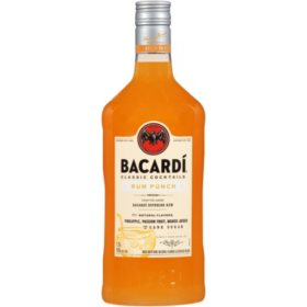 Bacardi Rum Punch, Ready to Drink (1.75 L)