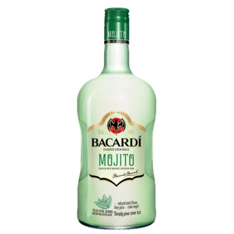 Bacardi Mojito Classic Cocktails (1.75 L)