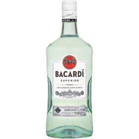 Barcardi Rum Light (1.75 L)