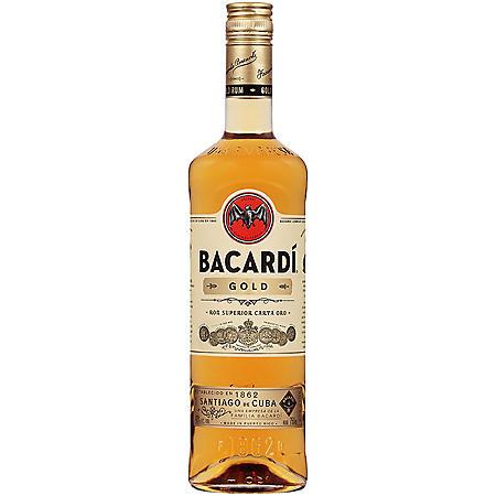 Bacardi Rum Gold (1 L)