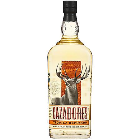 Cazadores Reposado Tequila (1 L)