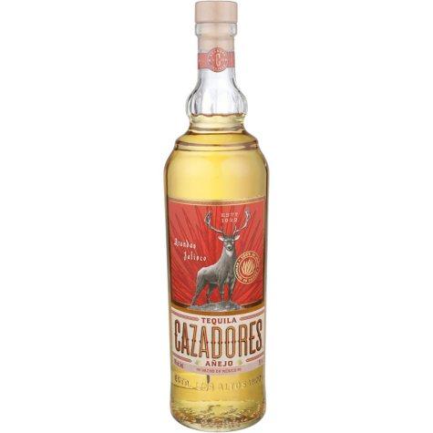 Cazadores Anejo Tequila (750 ml)
