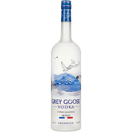 Grey Goose Vodka (1.75 L)