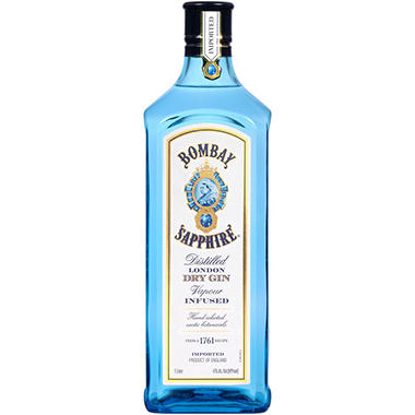 Bombay Sapphire Dry Gin (1 L)