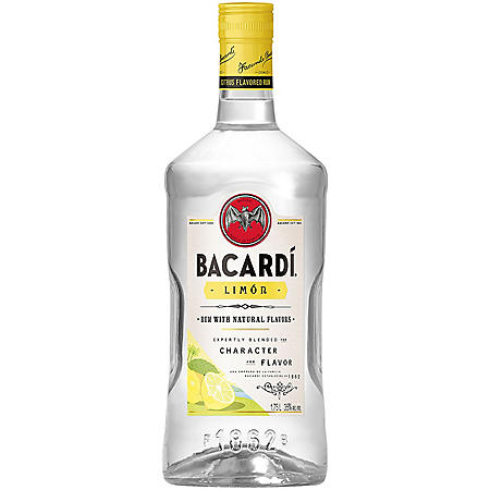 Bacardi Rum Limon (1.75L)