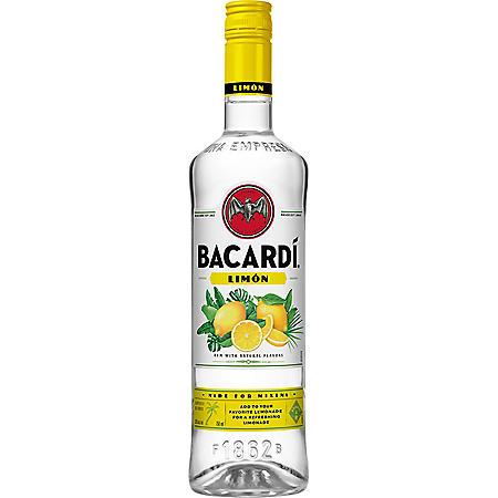 Bacardi Rum Limon (750 ml)