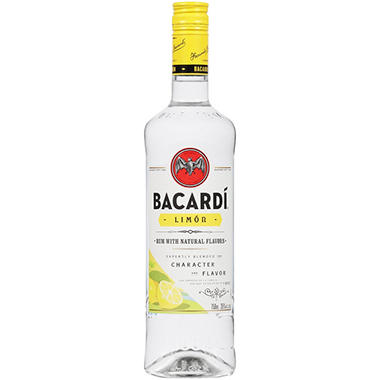 Bacardi Limon Rum (750ML)
