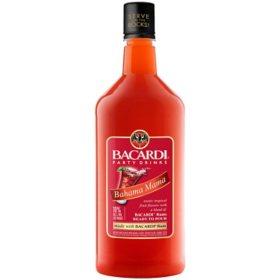 Bacardi Bahama Mama, Ready to Drink (1.75 L)