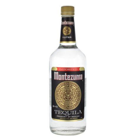 Montezuma White Tequila 1 Liter