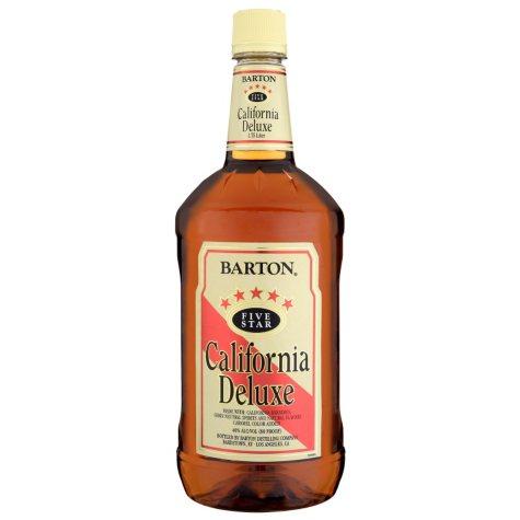 Barton California Brandy (1.75 L)