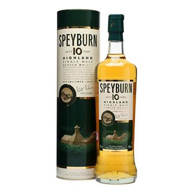 Speyburn 10 Year Old Scotch Whisky (1.75 L)