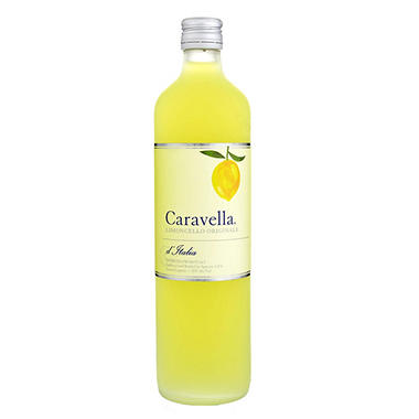 Caravella Limoncello Lemon Liqueur (750 ml)