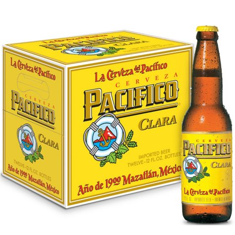 Pacifico Clara (12 fl. oz. bottle, 24 pk.)