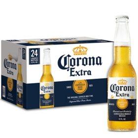 Corona Extra (12 fl. oz. bottle, 24 pk.)