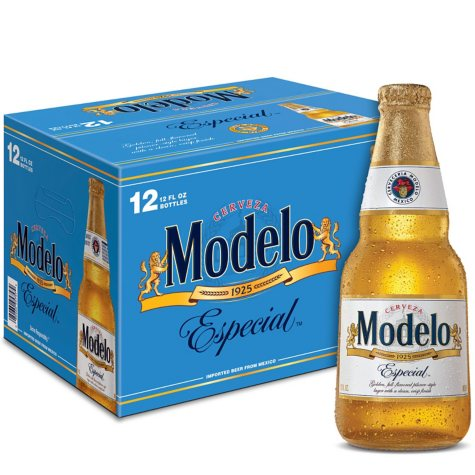 Modelo Especial Beer (12 fl. oz. bottle, 12 pk.)