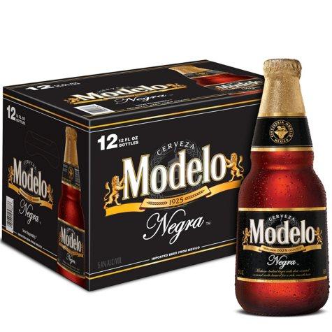 Modelo Negra  (12 fl. oz. bottle, 12 pk.)