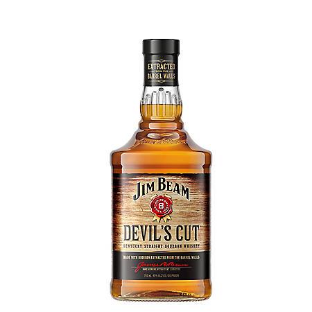 Jim Beam Devil's Cut Bourbon Whiskey (750 ml)