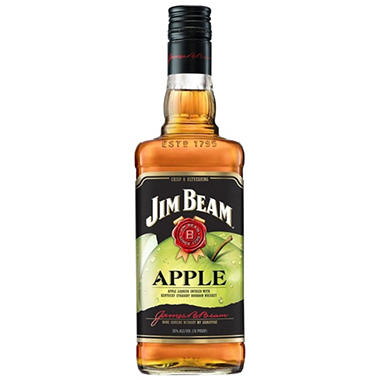 Jim Beam Apple Bourbon Whiskey (750 ml)