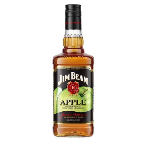 Jim Beam Apple Bourbon Whiskey (750 ml)