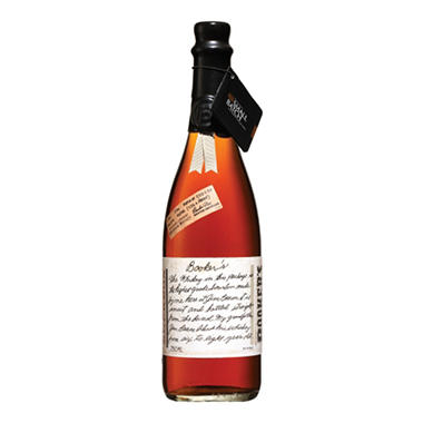 Booker's Bourbon Whiskey (750 ml)