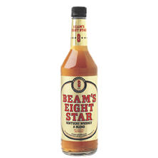 Beam's Eight Star Bourbon Whiskey (1.75 L)