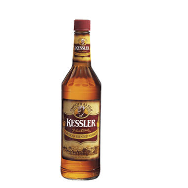 Kessler American Blended Whiskey (1 L)
