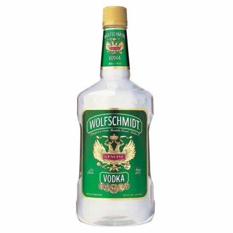 Wolfschmidt Vodka (1.75 L)