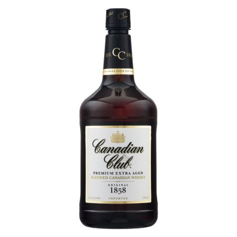 Canadian Club 1858 Canadian Whisky  (1.75 L)