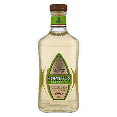 +SAUZA TEQUILA HORNITOS 750ML