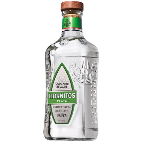 Hornitos Plata Tequila (1 L)