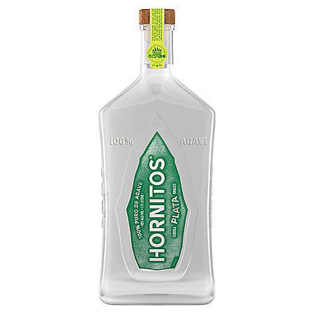 Hornitos Sauza Tequila Plata (1.75 L)