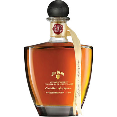 Jim Beam Distiller's Masterpiece Bourbon Whiskey (750 ml)