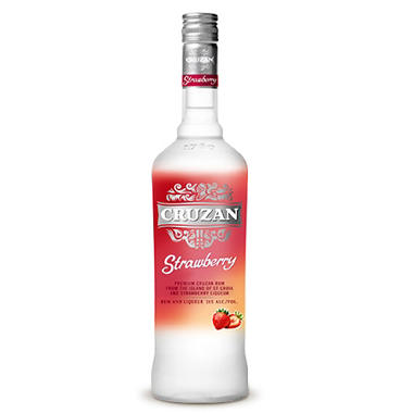 Cruzan Strawberry Rum (750 ml)