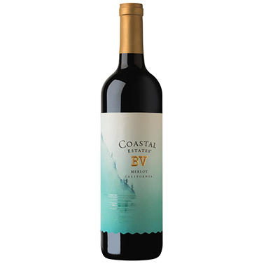 BV Coastal Estates Merlot (750 ml)
