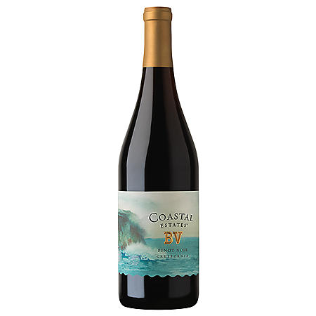 BV Coastal Estates Pinot Noir (750 ml)