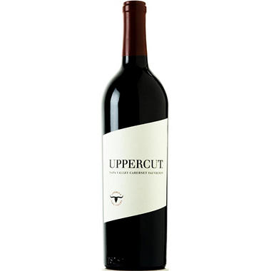 Uppercut Cabernet Sauvignon Napa Valley (750 ml)