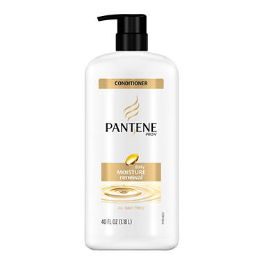 Pantene Pro-V Daily Moisture Renewal Conditioner (40 oz. pump)