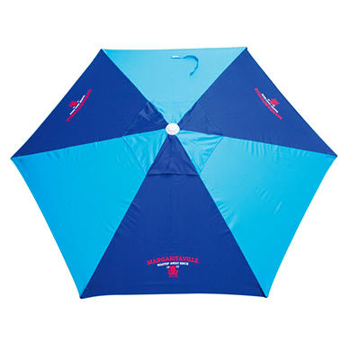 Margaritaville 7 Ft. Beach Umbrella with Integrated Sand Anchor