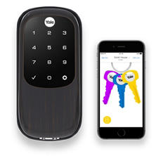 Yale Assure Lock with Bluetooth App, Select Finish