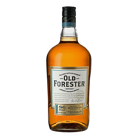 Old Forester 86 Proof Kentucky Straight Bourbon Whisky (1.75 L)